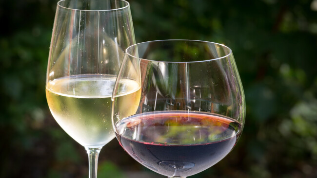 Wein Symbolbild
