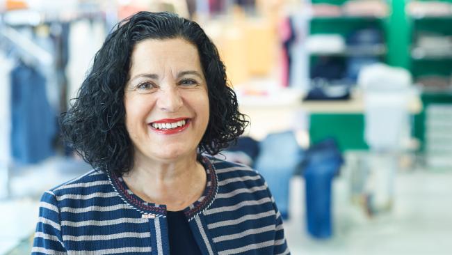Spartenobfrau Kommerzialrätin Andrea Gottweis