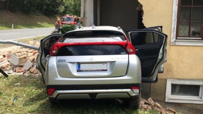 Unfall Steinbach