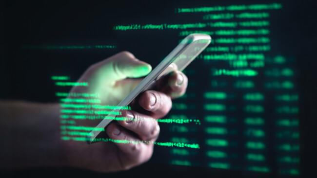 Internetbetrug Betrug Darknet Internet Trading Symbolbild