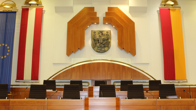 Burgenland-Landtag Symbolbild