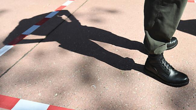 Bundesheer-Soldaten helfen in der Coronakrise aus