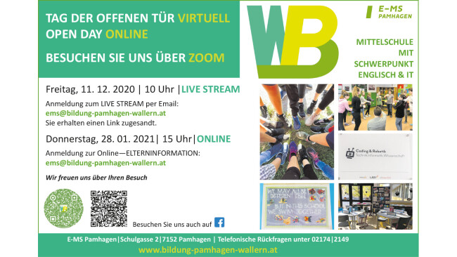 Schulextra BVZ 2020