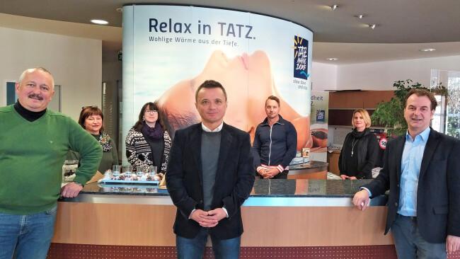 Neuer Geschäftsführer Bad Tatzmannsdorf Tourismus