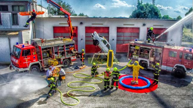 Feuerwehr Rudersdorf-Ort