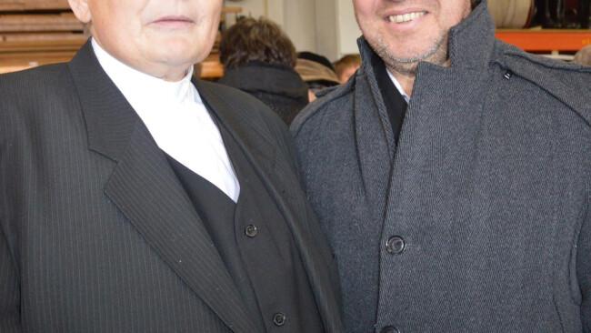 Pfarrer Lang St. Margarethen