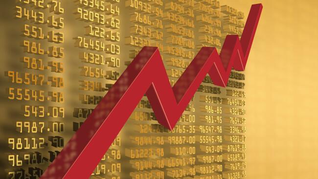 Bilanz Gewinn Kurs Aktion Wirtschaft Symbolbild