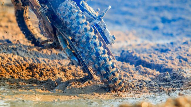 Motocross Symbolbild