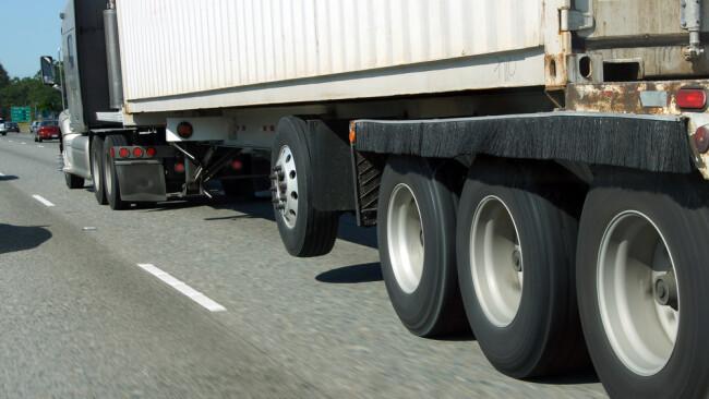 Lkw Lastwagen Symbolbild