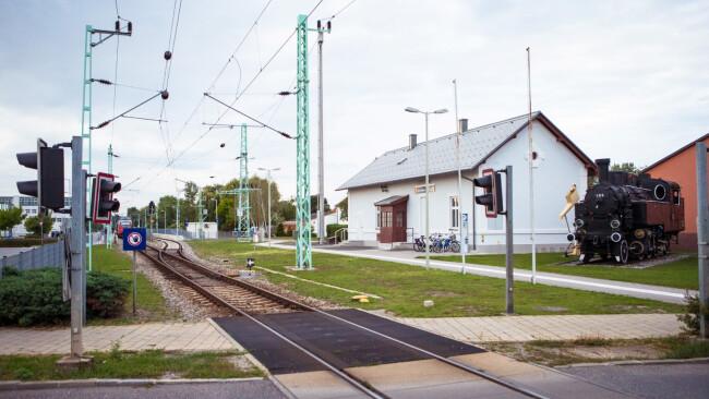 Schienenersatzverkehr Mönchhof Neusiedl