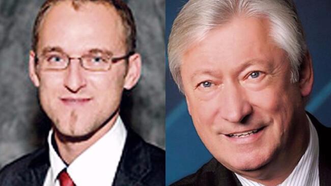 Gemeinderatswahl 2017 Burgenland Sieggraben Andreas Gradwohl Vinzenz Jobst