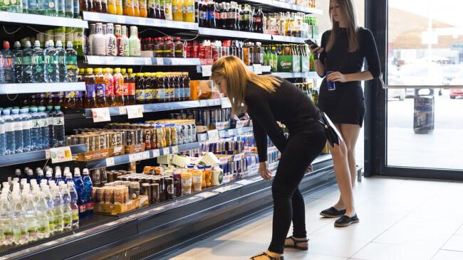 Supermarkt EInkaufen Shopping Symbolbild