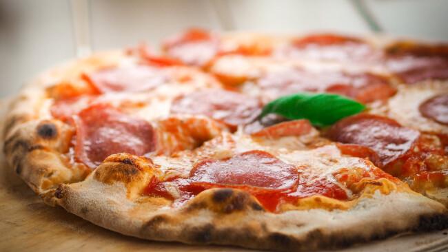 Pizza Symbolbild