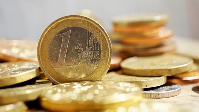 Geld Euro Kleingeld Symbolbild