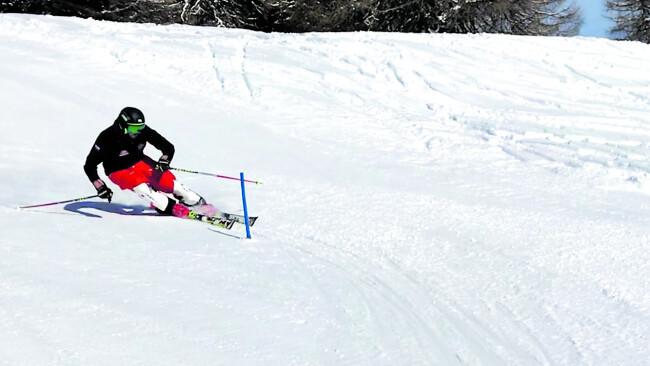 Kevin Zweiler Kalkgruben - Mittelburgenländer will Schilehrer am Arlberg werden
