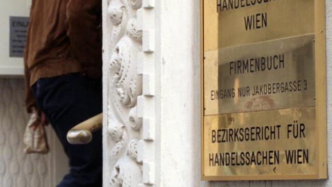 Beim Handelsgericht Wien soll Insolvenzantrag gestellt werden