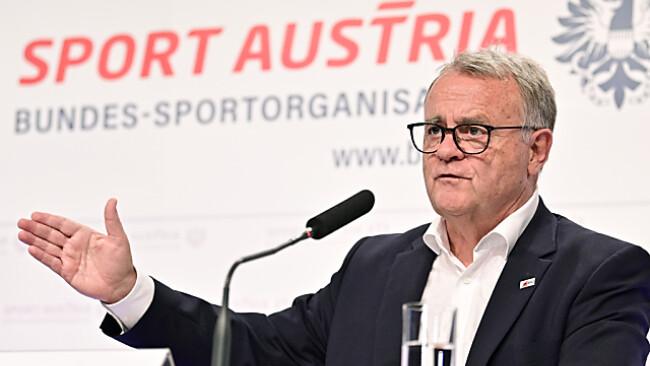 Sport Austria-Präsident Hans Niessl