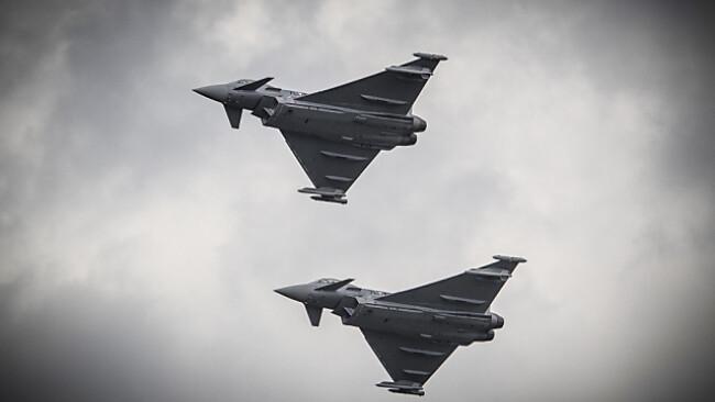 FPÖ und Grüne einigten sich auf eine erneute Eurofighter-Untersuchung