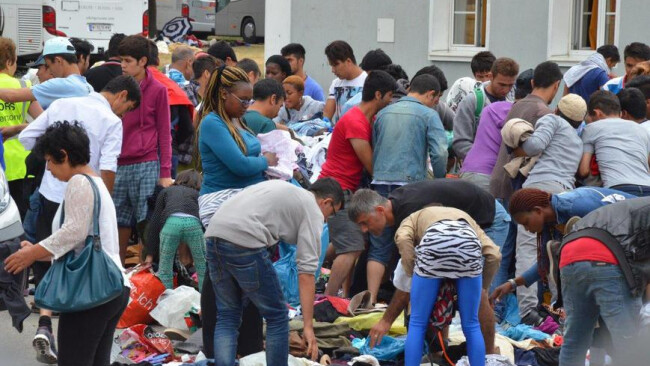 Traiskirchen Asyl Flüchtlinge