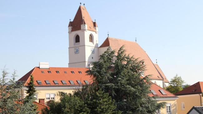 Dom Kirche Eisenstadt Eisenstädter Dom
