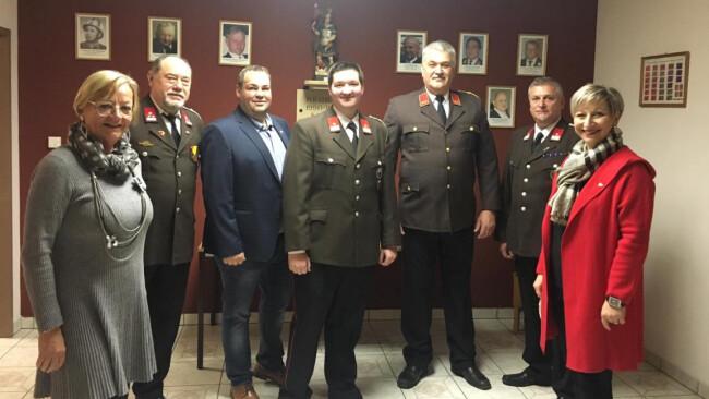 Feuerwehrwahlen - Zwei Kandidaten für Feuerwehrchef in Walbersdorf