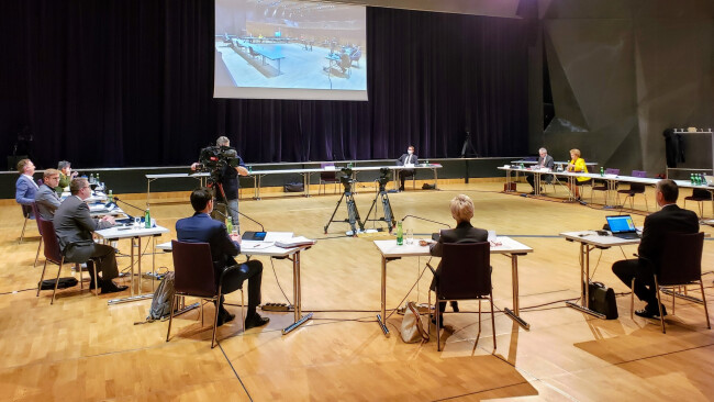 Commerzialbank Untersuchungsausschuss - Finale