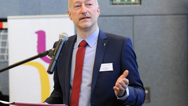 Burgenland - Robert Jonischkeit ist neuer Superintendent