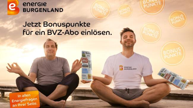 BVZ bonuspunkte Aktion