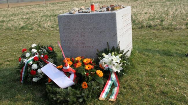 Gedenkstätte beim Kreuzstadl Rechnitz