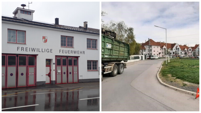 Beschimpft & zugeparkt - Ärger bei Florianis im Bezirk Eisenstadt