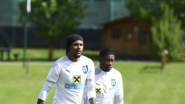 Lazaro trainiert vorerst beim U21-Team mit