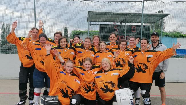Inlineskaterhockey - Tigers: Nur ein Punkt fehlt zur Tabellenspitze