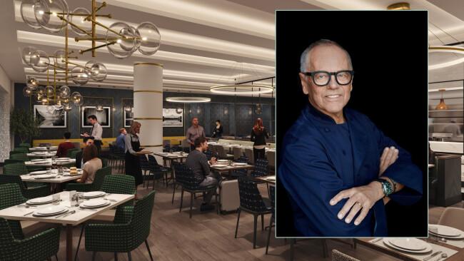 Wolfgang Puck landet mit Restaurant auf Flughafen Wien