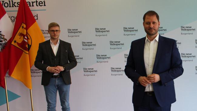 ÖVP Burgenland startete Whistleblower-Plattform