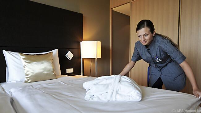 Hotel- und Gastrobranche suchen dringend Mitarbeiter