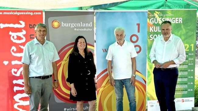 Presseinformation: Vielfältiges Kulturprogramm in Güssing