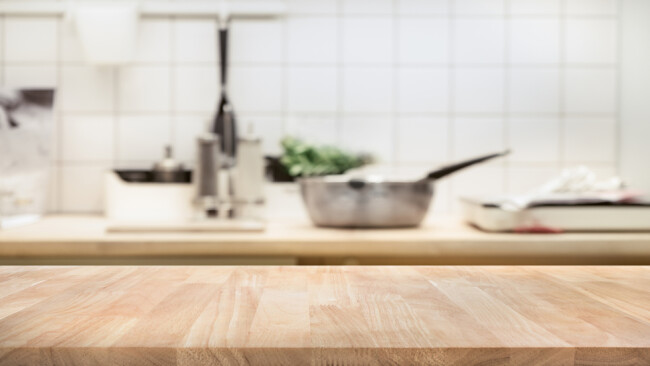 Küche and Symbolbild