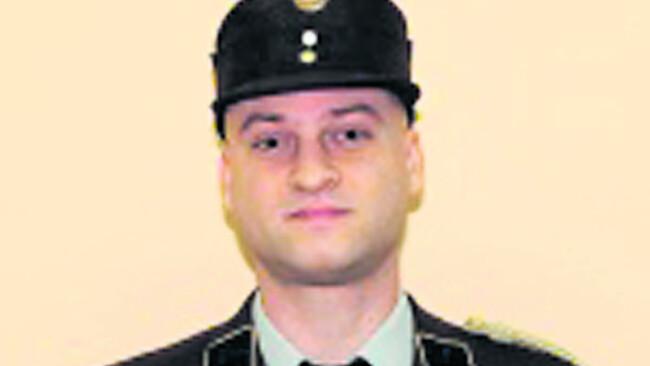 Kommandant Martin Brückler