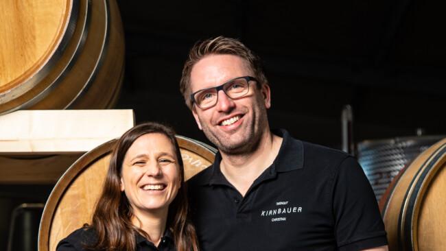Yvonne und Christian Kirnbauer