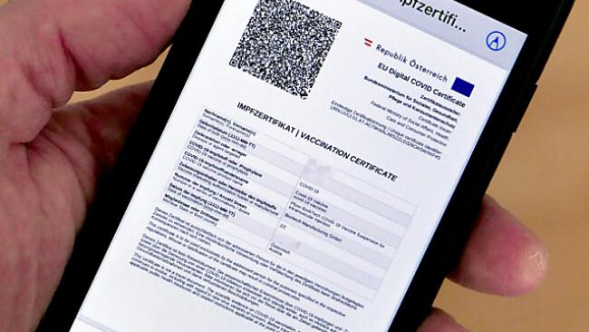 Unterschiedliche Einreiseregeln bleiben trotz EU-Covid-Zertifikat