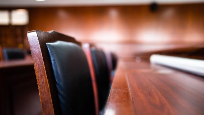 Symbolbild Gerichtssaal
