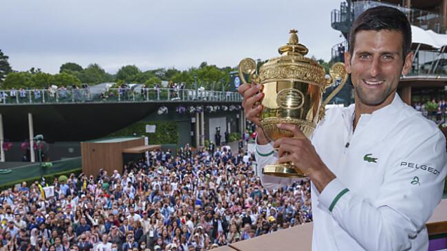 Djokovic - Titel Nummer 20 noch nicht das Ende