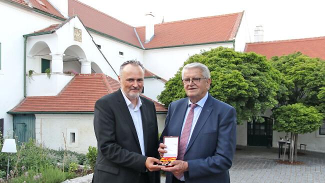 Hans Peter Doskozil und Hermann Krutzler