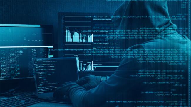 Hackerangriff Symbolbild