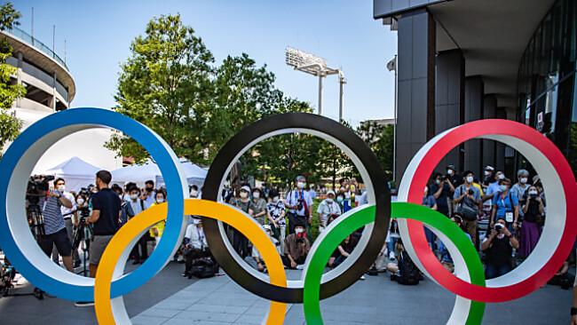 Mit einem Jahr Verspätung starten die Olympischen Spiele in Tokio