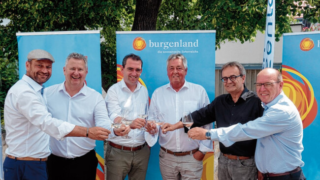 """Weintourismus Burgenland Wein als """"Gesamtpaket"""""""