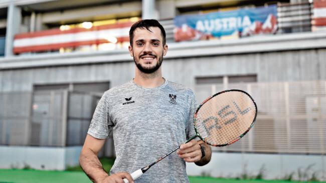 Badminton Neudörfl - Luka Wraber: Viel Positives, auch ohne Sieg