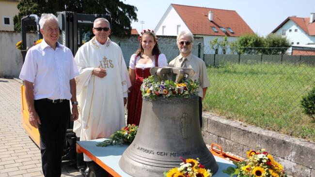 Ritzing - Die Jakobus-Glocke klingt wieder