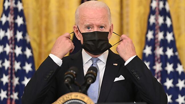 Biden setzt in seiner Impfstrategie auf Zuckerbrot und Peitsche