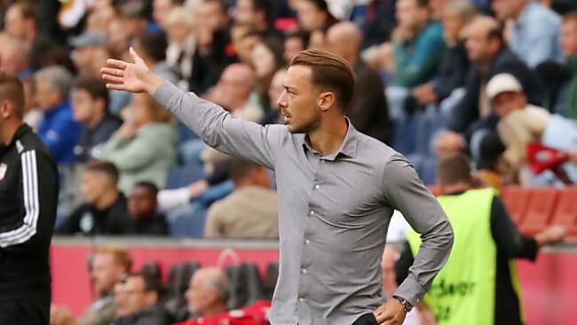 Salzburg-Trainer Jaissle will in die Champions League